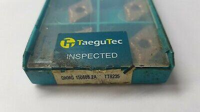 TaeguTec DCMT11T308-FG CT3000 DCMT32.52-FG ceramic inserts 10pcs DCMT11T308-UM
