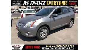 2013 Nissan Rogue S |AWD|83KMS|BLUETOOTH
