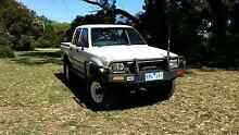 Toyota Hilux 1989 Barwon Heads Outer Geelong Preview