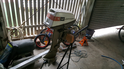 6hp johnson outboard motor
