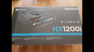 Corsair HX1200i Power Supply PSU