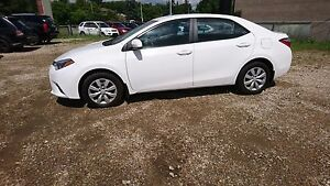 2015 TOYOTA COROLLA *** CLEAN *** ***ONE OWNER ***