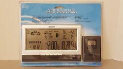 Springfield Precisetemp Wireless Multi Zone Digital Weather Center 91586
