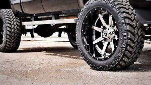 Fuel or upgraded rims and rubber
