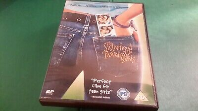 The Sisterhood of the Traveling Pants DVD (2006) Amber Tamblyn, Kwapis (DIR)