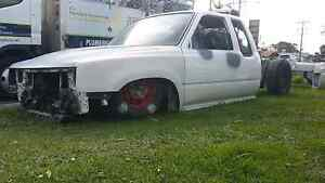 For sale.. HILUX PROJECT BAGGED & BODIED needs finishing Tarro Newcastle Area Preview