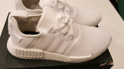 Adidas NMD triple white Burwood Burwood Area Preview