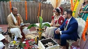 Hindu Priest For Weddings (Vivaha)  In Melbourne Oak Park Moreland Area Preview