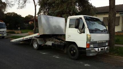 88 Mitsubishi canter tilt tray Mount Austin Wagga Wagga City Preview
