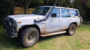 Nissan patrol mq l28 4 speed Tootgarook Mornington Peninsula Preview