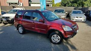 2003 Honda CR-V Wagon Mount Hawthorn Vincent Area Preview