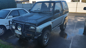Daihatsu Feroza 91 Top Spec Model Invermay Launceston Area Preview