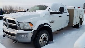 2015 Dodge 5500 Low Hours [Service/ Mech Body]