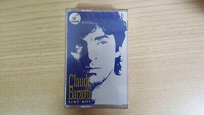 Claude Barzotti - Aime Moi 1993 Korea Cassette Tape Sealed NEW