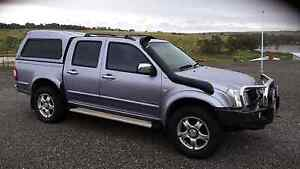 2005 RA Holden Rodeo V6 Auto 4x4 Dual Cab. Mannum Mid Murray Preview