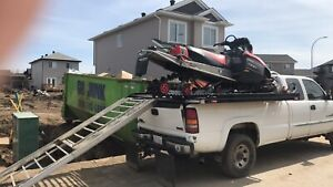 Want to trade my 8ft marathon sled deck for a 7ft sled deck