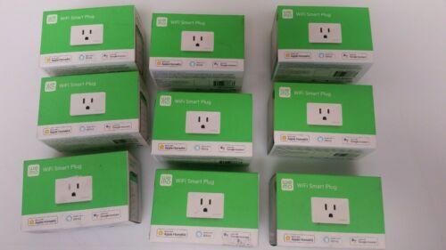 Lot of 9 WeMo Smart Plug 3 Pack Amazon Alexa Google Assistant Apple HomeKit