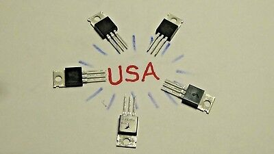 Npn Power Transistor - 5pcs TIP31C NPN Power Transistor 3A - 100V - 40W - TO-220 - Ships TODAY!