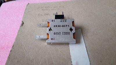 2k60-65f1 Itt Selenium Rectifier 60v 65ma Usa Made Nos 1 Pc