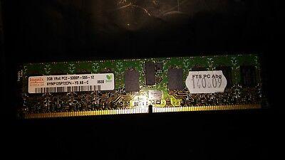 RAM 2GB ECC DDR2 667MHz hynix hymp125p72cp4-y5 ab-c segunda mano  Embacar hacia Argentina