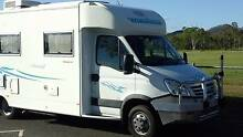 2008 Winnebago Freewind Near New only 33,000kms Rockhampton 4700 Rockhampton City Preview