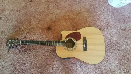 Cort Acoustic Guitar Shortland Newcastle Area Preview