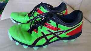 Asics Gel Football Boots 9US Tarragindi Brisbane South West Preview