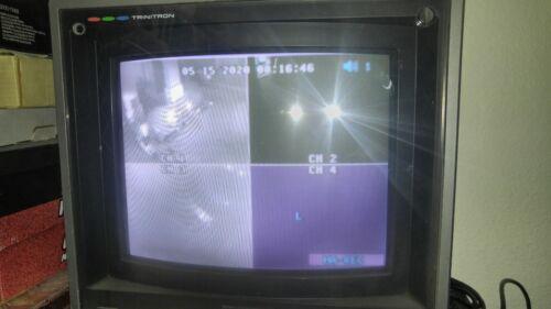 Sony KX-13HG1 13 inch Trinitron TV, Rare