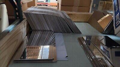 Stainless Steel 304 Ss Sheet Plate 8 Mirror Finish 6 X 12 16ga .065 16 Gauge