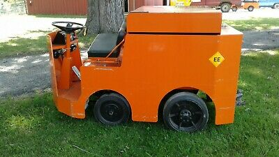 Taylor Dunn Tow Tractor Model P2-50 - Only 45 Hours