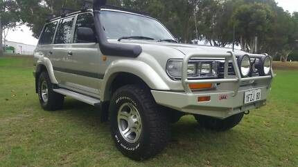 Landcruiser 80 series 40th Anniversary, MINT, Low kms !!!