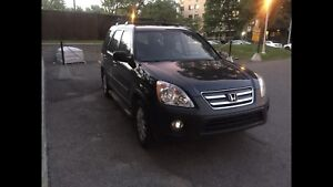 HONDA CRV AUTOMATIQUE 2006