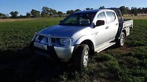 Mitsubishi Triton Dual Cab 2012 4WD Wagga Wagga Wagga Wagga City Preview