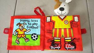 BRAND NEW Dress Up Diggory Dog Baby/Toddler Activity Book Beaudesert Ipswich South Preview