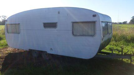 Caravan for sale! Tandom, project  Cobram Moira Area Preview
