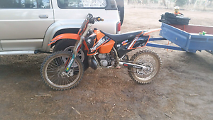 03 KTM sx250 Two Rocks Wanneroo Area Preview