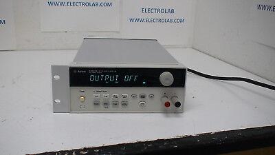 Agilent E3645a 35v 2.2a  60v 1.3a 80 W Programmable Dc Power Supply