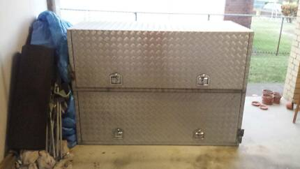 2 toolboxes 1k 1700L 680D 600H Nundah Nundah Brisbane North East Preview