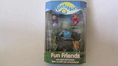 Teletubbies Playset from Applause USA 1990s Brand New