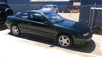 Holden calibra v6