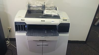 Epson Stylus Pro 4800 K3 Ink Large Format Network USB Color Printer w/ Stand