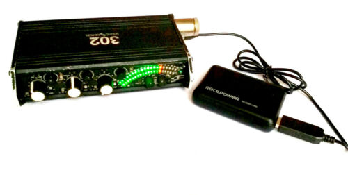 Sound Devices/Zoom/Zaxcom/USB 5V to12V Boost Step_up converter to Hirose 4-Pin