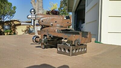 Craftsman Dunlap 109 6 Metal Lathe Cross Slide Carriage Assembly