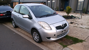 2006 Toyota Yaris for repair or parts Caroline Springs Melton Area Preview