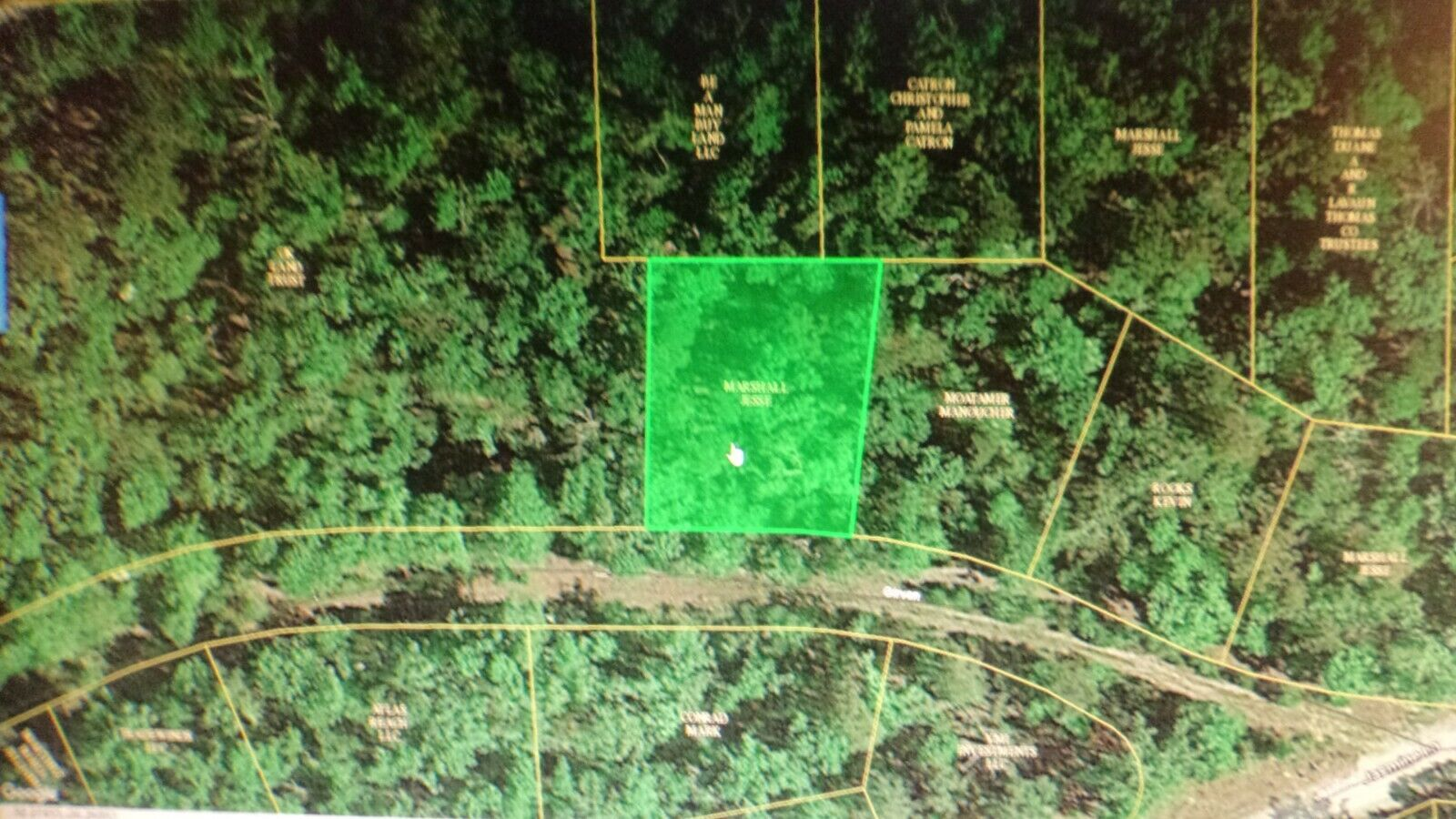 9816 Sq Feet .2253 Acre Briarcliff, AR- HALF Mile To Norfork Lake POWER CLOSE - $202.50