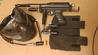 Used WGP Autococker Paintball Marker+ gear!
