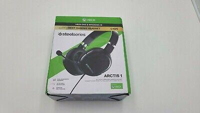 SteelSeries Arctis 1 Gaming Headset: All platforms - Black
