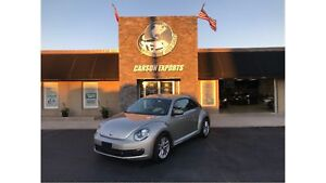2015 Volkswagen Beetle Coupe COMFORTLINE LOWEST PRICE OF THE YEA