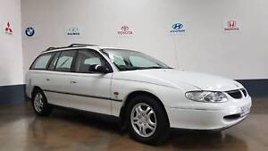 1998 Holden Commodore Wagon North St Marys Penrith Area Preview