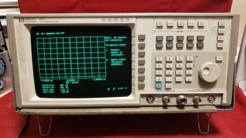 Agilent HP 8990A Peak Power Analyzer -8567